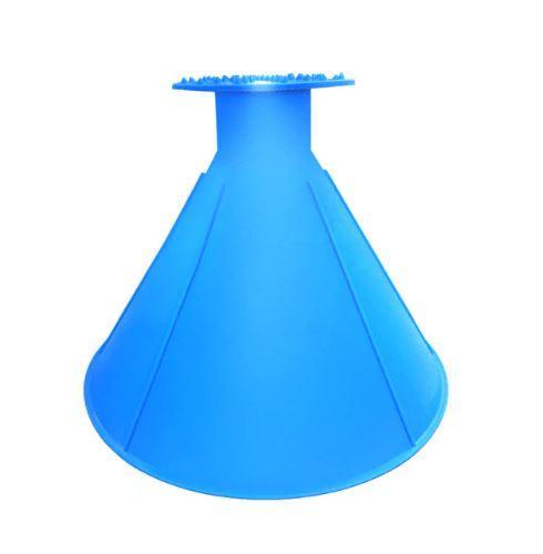 Grattoir Magique pour Pare-brise raton-malin Bleu