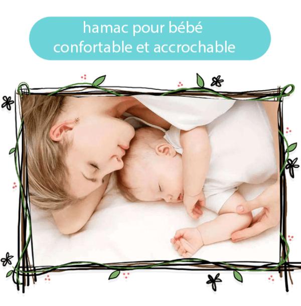 hamac enfant Hamac Bébé, Le Meilleur Moyen D'endormir Son Bébé