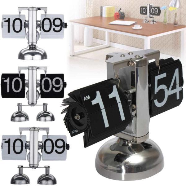 horloge vintage maison du monde Flip Clock, La Meilleure Horloge Vintage En Ligne
