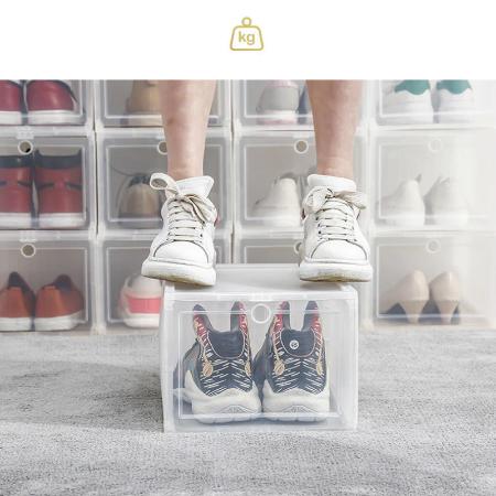 ikeaboitechaussures Le Rangement Boîte À Chaussures Pratique Pour Votre Intérieur