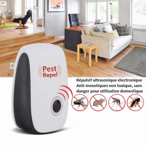 insectifuge naturel Pestrepel™ : Économisez Le Prix Des Exterminateurs Et Protégez Vos Pièces À Vie !