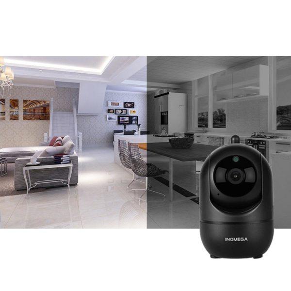 ip camera La Caméra De Surveillance Ingénieuse