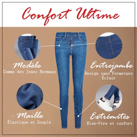 jeanlegging Le Legging Jean Silhouette Parfaite
