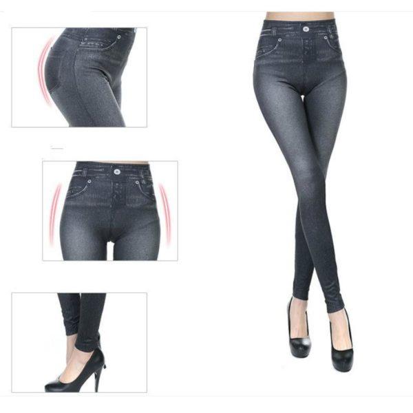 jeansleggins Le Legging Jean Silhouette Parfaite
