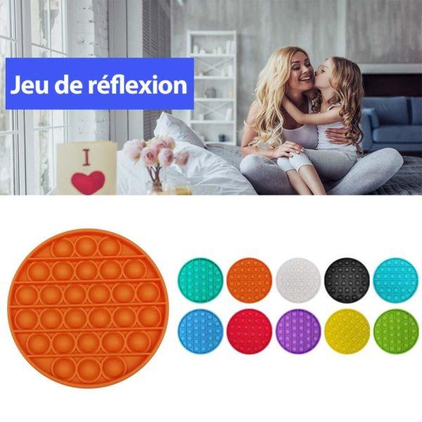Jeu De Réflexion – Pop It