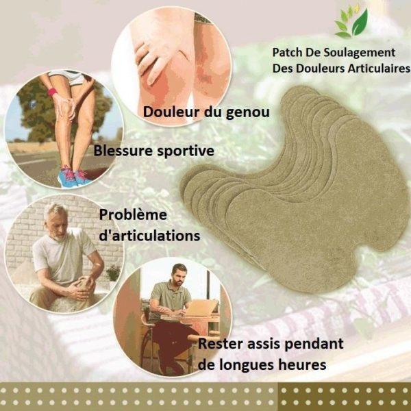 k22 Patchs De Soulagement Des Douleurs Articulaires
