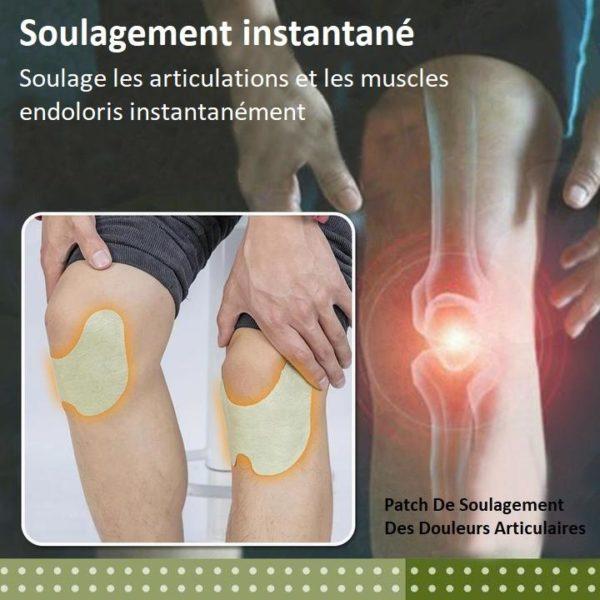 k55 Patchs De Soulagement Des Douleurs Articulaires