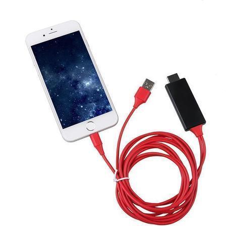 l2 large a01e258b c6cb 4ae6 bbe8 14b36121a06a Câble Tv Hdmi - Iphone - Ipad