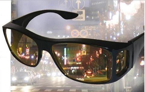 l91 Lunettes Pour Vision Nocturne Conduite En Toute Sécurité