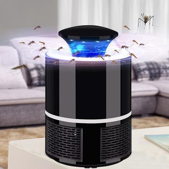 lampe anti moustique carrefour Lampe Led Antimoustiques 5 Fois Plus Efficace Que Les Insecticides !