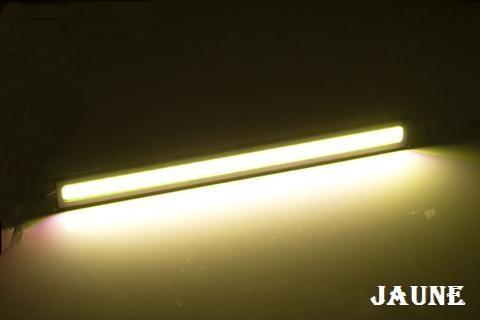 led6 Bandes De Lumière Led Pour Voiture (Lot De 2)