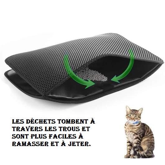 liti2 Tapis De Litière Pour Chat