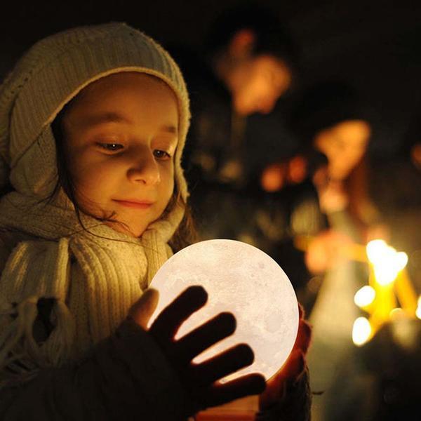 luminaire lune b26257af 2682 46b5 90ac d7fd0558219e Lampe Lune, Le Meilleur Éclairage Pour Sa Chambre