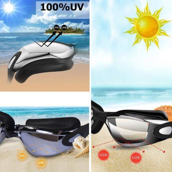 lunette de natation suedoise Lunette De Natation, Le Meilleur Moyen D'obtenir Une Vision Claire Sous L'eau