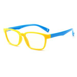 Bleu & jaune