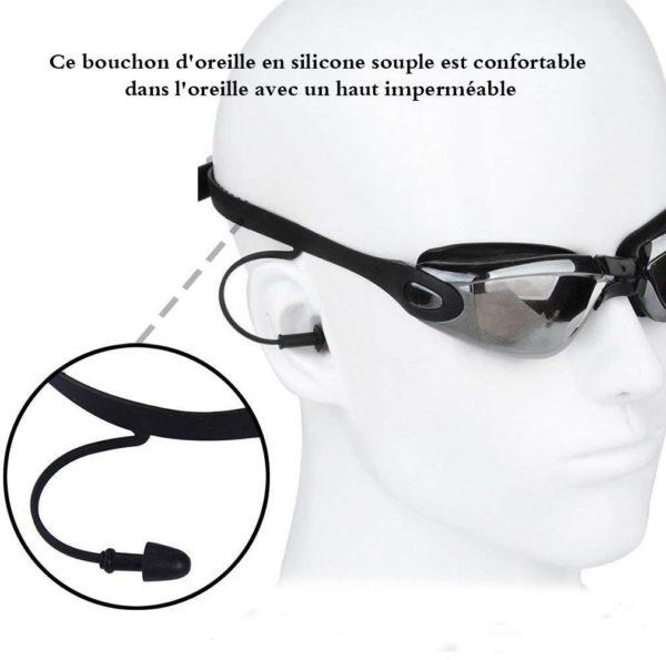 lunette natation triathlon Lunette De Natation, Le Meilleur Moyen D'obtenir Une Vision Claire Sous L'eau