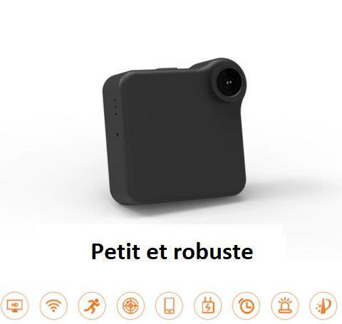 m91 Mini Caméra Ip Sans Fil