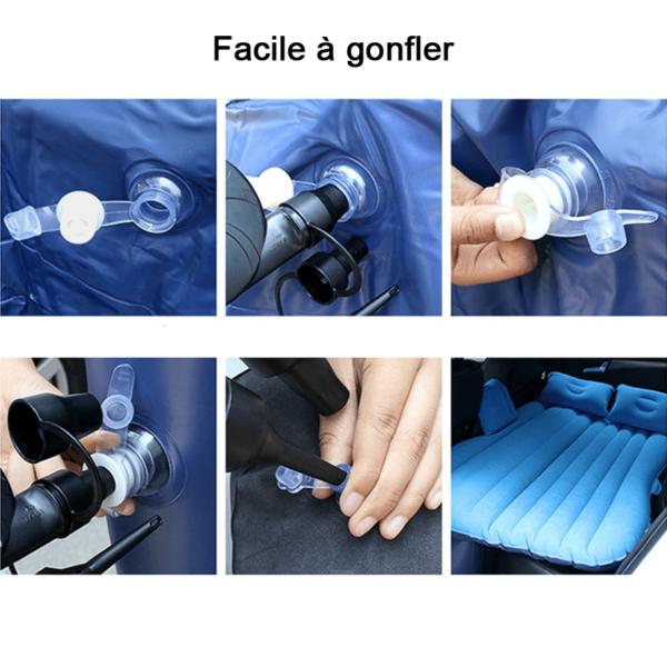 matelas gonflable pour voiture Matelas Gonflable Voiture, L'offre En Ligne Pour Des Sièges Plus Confortables