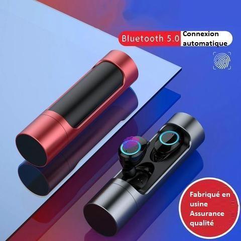 micro large 00c0d780 192e 4a92 b614 d25ff5e9aebe Commande Tactile Bluetooth 5.0 Écouteurs Microphone