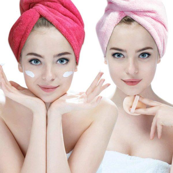 microfibre Sèche-Cheveux Serviette, La Meilleure Serviette Microfibre Pour Sécher Ses Cheveux