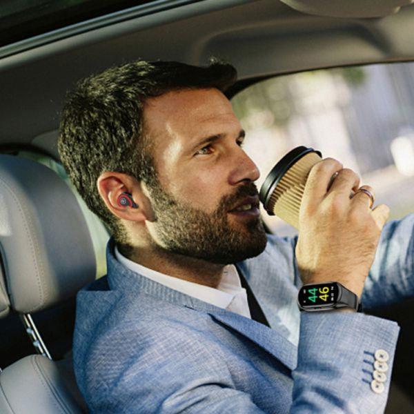 montre connectee ecouteur Bluetooth ab2924c3 d485 4d3c aeda 0cc1da0c1e4b Wearbuds, La Meilleure Montre Connectée Écouteur Bluetooth