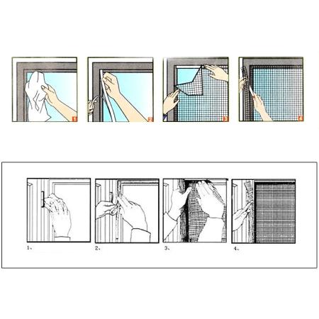 moustiquaire de fenetre Moustiquaire Pour Fenêtre, Le Meilleur Moyen D'éloigner Les Moustiques