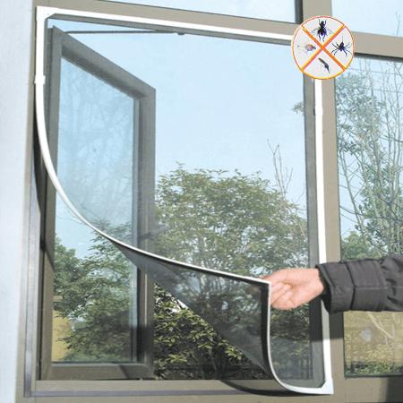 moustiquaire fenetre Moustiquaire Pour Fenêtre, Le Meilleur Moyen D'éloigner Les Moustiques