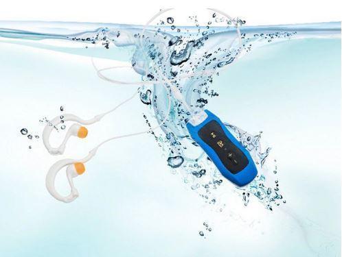 mp3 aquatique Lecteur Mp3 Natation, L'offre Pour Des Musiques En Piscine