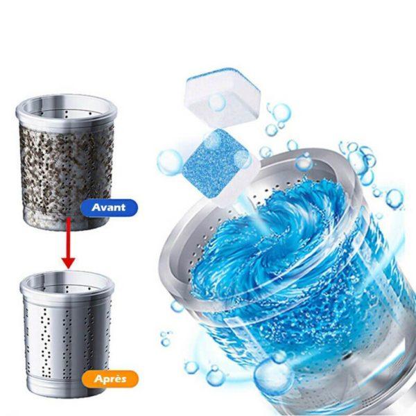 nettoyantantibacterien e7de83fb 69c1 4712 aab6 b4c116782eaf Les Pastilles Nettoyantes Anti-Bactériennes Pour Votre Lave-Linge