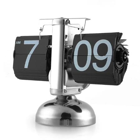 noir 20a87280 70e3 427b 9ba2 dc8cfcc2a498 Flip Clock, La Meilleure Horloge Vintage En Ligne