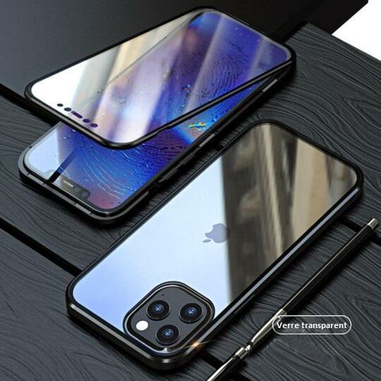 noir 900d9ac7 871f 48aa 91a2 965017c02870 Etui Magnétique Pour Iphone