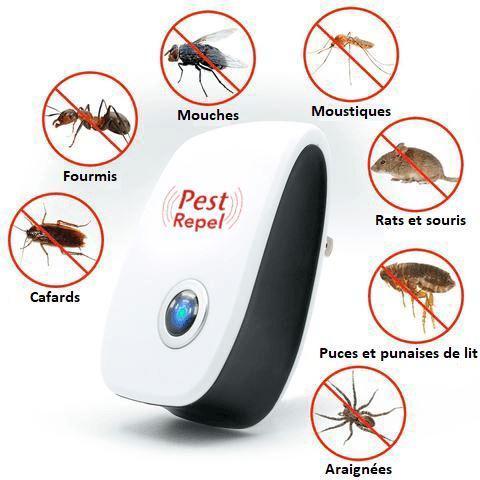 p1 69837d3b f228 4003 9213 cb848860ce75 Pestrepel™: Insectifuge À Ultrasons Pour Insectes Et Rongeurs