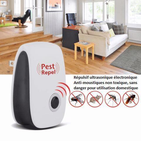 p2 b5119f2b e18d 4f0e 816e 8d3cef1032b9 Pestrepel™: Insectifuge À Ultrasons Pour Insectes Et Rongeurs