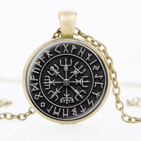 p2 f9060545 8948 4bc3 b47e 759139d37940 Collier Pendentif Avec Croix En Rune