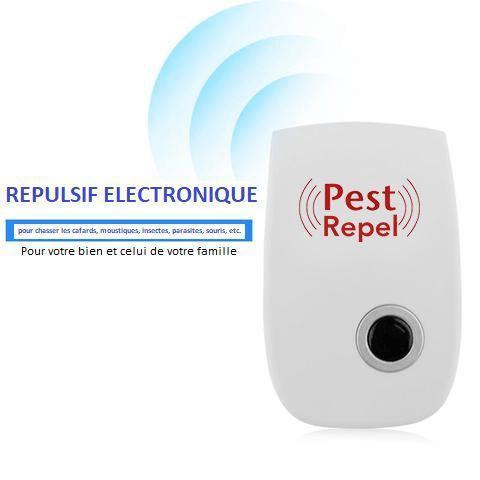 p3 2e89c1a2 e542 433f aa50 075f0b2e8e33 Pestrepel™: Insectifuge À Ultrasons Pour Insectes Et Rongeurs