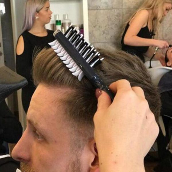 Peigne Antistatique, Un Outil Professionnel Pas Cher Pour Des Cheveux Plus Volumineux!