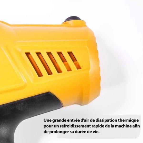 peindreaupistoletelectrique Pistolet À Peinture Électrique