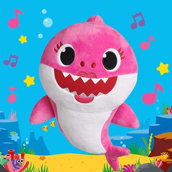 peluche requin interactif 2048x 490c8660 3abd 4c1c a0b9 1578a5f14239 Jouet En Peluche Amusant Bébé Requin Qui Chante