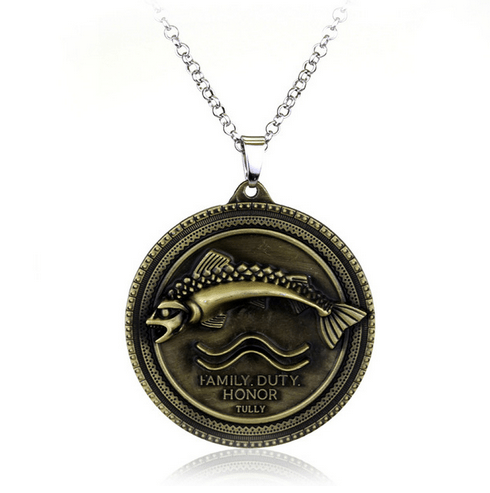 pend17 66bfd46c b098 4e78 81d6 d20e0f38d2d5 Collier Pendentif Games Of Thrones - Maison Tully