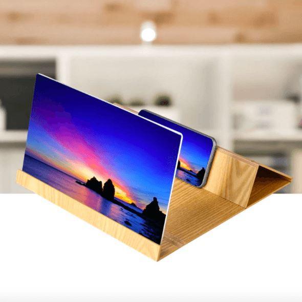 pho2 Loupe D'écran 3D Pour Téléphone Par Lemio™