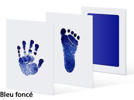 photoshop bebe 1 Tampon Encreur Pour Empreinte De Bébé