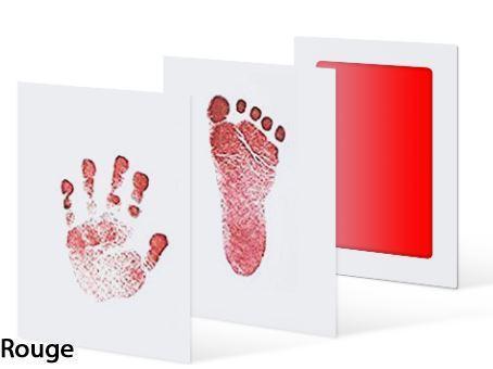 photoshop bebe 4 Tampon Encreur Pour Empreinte De Bébé