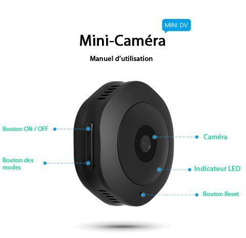 photoshop camera 7 Mini-Caméra De Poche