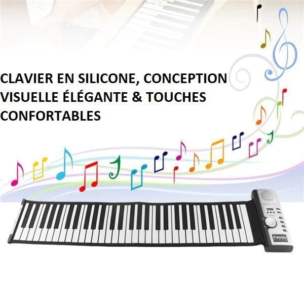 pi1 Clavier Piano Electronique Portable
