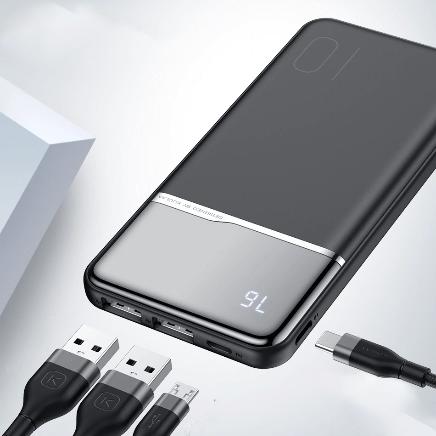 powerbank Batterie Externe 10000Mah , L'offre Pas Cher Pour Un Chargement Rapide