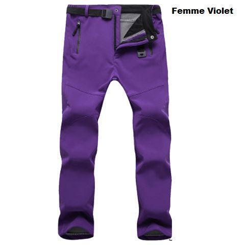 pp12 Pantalon D'hiver Résistant Au Froid