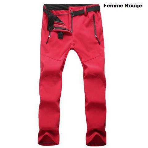 pp13 Pantalon D'hiver Résistant Au Froid