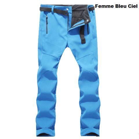 pp15 Pantalon D'hiver Résistant Au Froid
