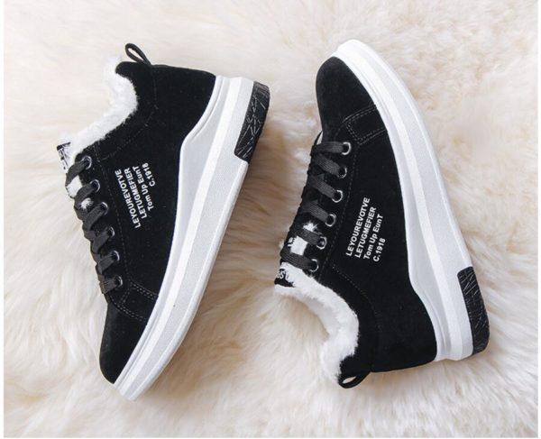 product image 1046010917 Superbes Chaussures Fourrées