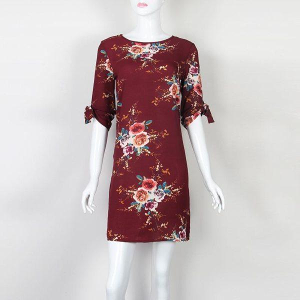 product image 1069884356 Mini Robe Bohémienne